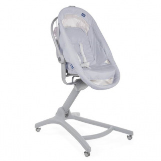 Chicco Baby Hug 4 in 1 Air (Berceau, transat & chaises) - NUANCE - Pierre (Stone)