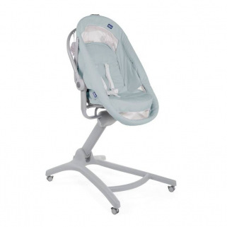 Chicco Baby Hug 4 in 1 Air (Berceau, transat & chaises) - Antiguan Sky