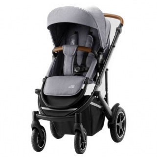 Poussette Britax Smile 3 III - Frost grey