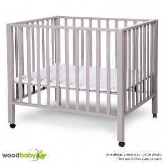Parc Tom de chez WoodBaby
