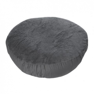 Limited - sit fix - housse sit fix pouf steel grey