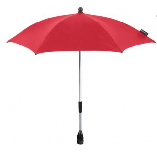 Limited - maxi cosi - parasol vivid red