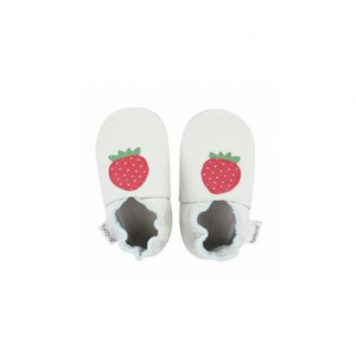 Limited - Chaussons Bobux fraise menthe