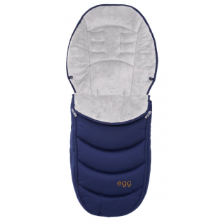 Limited - egg - chanceliere regal navy