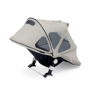 Limited - Donkey capote a fenêtre - Bugaboo - gris artic
