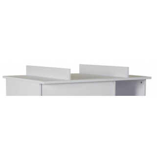 Extension commode Quax Cocon - NUANCE - Blanc Glacé (Ice White)