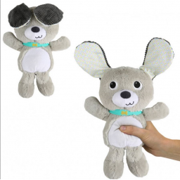 Bright starts -belly, la peluche rieuse