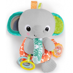 Bright starts -l'elephant calin et explorateur