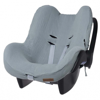 Housse Maxi-Cosi Baby's only pour siège auto groupe 0+ Breeze - Stonegreen