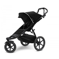 Thule - poussette urban glide 2 black on black