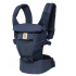 Ergobaby - porte bebe adapt cool air mesh deep blue