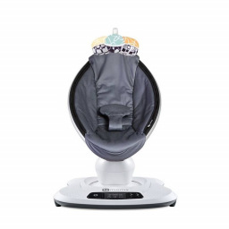 Relax/balancelle 4moms MamaRoo 4 - LUXE – Gris (Cool Mesh Grey)