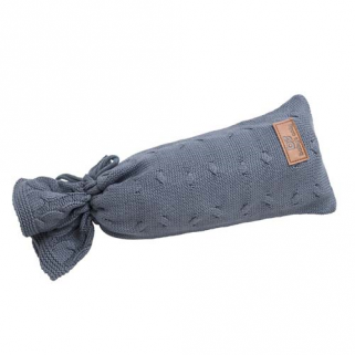 Housse pour bouillotte Baby's only Cable - NUANCE - Granite