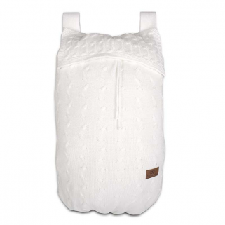 Sac de rangement Baby's only cable - Blanc