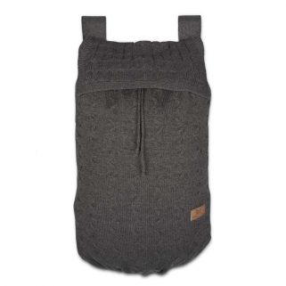 Sac de rangement Baby's only cable - Anthracite
