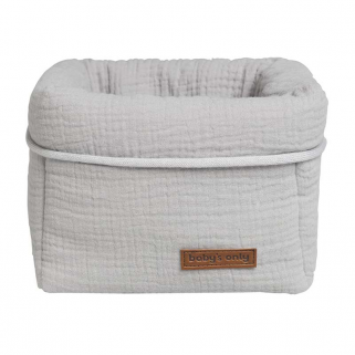 Panier commode Baby's only Breeze - Gris