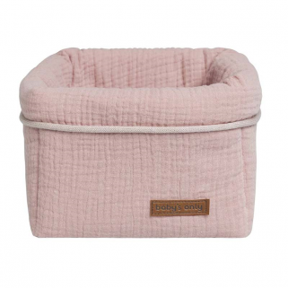 Panier commode Baby's only Breeze - Vieux rose