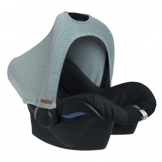 Capote maxi-cosi 0+ Baby's only flavor - Stonegreen