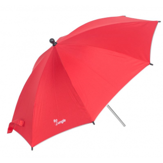 Ombrelle universelle Bo jungle - NUANCE - Rouge
