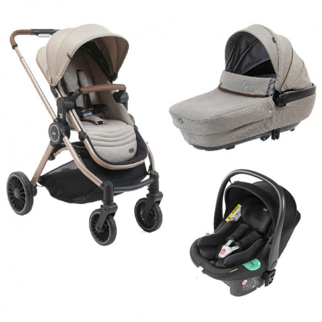 Pack promo Chicco Trio Best Friends Pro Comfort i-size