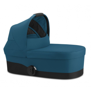 Nacelle Cybex Balios S - CONFORT Turquoise (River Blue)