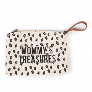 Trousse de toilette Childhome Mommy's Treasures - ORIGINAL - Léopard