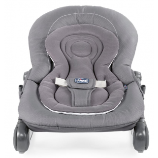 Transat/Relax Chicco Hoopla - NUANCE - Gris Lune (Moon Grey)