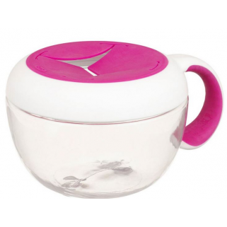 Boîte à collations OXO Tot Flippy - NUANCE - Rose (Pink)