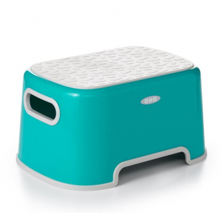 Marche pied OXO Tot - NUANCE - Vert Sarcelle (Teal)