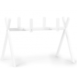 Support pour couffin Moise Childhome Tipi - CLASSIQUE - Blanc (White)
