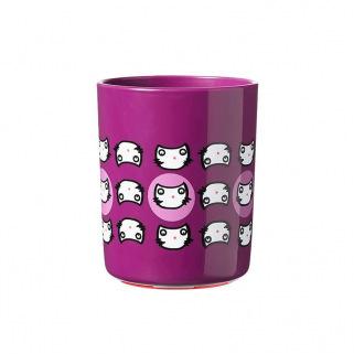 Tasse anti-chute Tommee Tippee Super-Cup - NUANCE - Violet