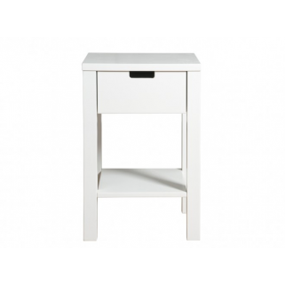 Bopita - mix & match/jonne blanc table de nuit/chevet