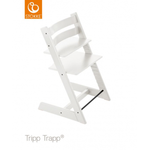 Stokke - chaise tripp trapp white