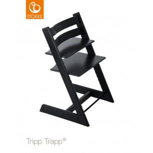 Stokke - chaise tripp trapp black