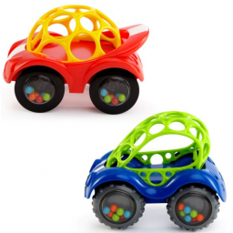 Oball - petite voiture rattle & roll
