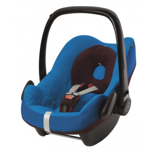 Maxi cosi - housse eponge pebble blue