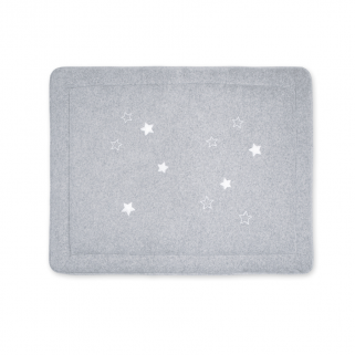 Bemini - tapis de parc 75*95 terry stary 95 mixed grey