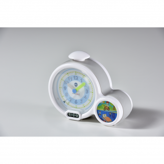 Kidsleep - kid'sleep clock white/grey bebat et recupel inclus