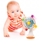 Infantino - jouet pour chaise spinning wheel