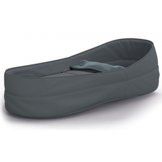 Quinny - from-birth cocoon graphite petit couffin souple