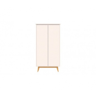 Pericles - pure blanc armoire 2 portes
