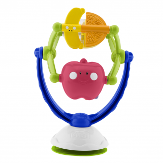 Hochet ventouse musical Chicco Fruits