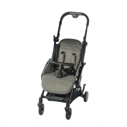 Pericles - buggy xs comfort plus melange grey sans capote (new modele)