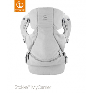 Stokke - my carrier porte-bebe frontral uniquement grey