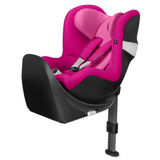 Cybex - gold siege gr0+1 sirona m2 i-size + base m fancy pink/purple