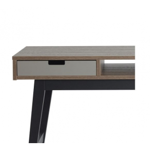 Quax - trendy royal oak tiroir pour table de nuit/chevet ou bureau