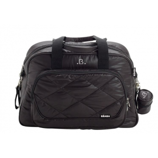 Beaba - sac new york matelasse noir