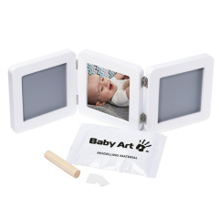 Baby art - my baby touch double white essentials