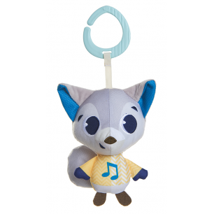 Tiny love - on the go toys  rob le husky musical