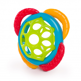 Oball - hochet dentition grasp & teether